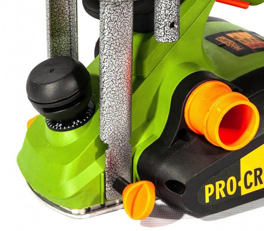 Rindea electrica cu suport Procraft PE1650