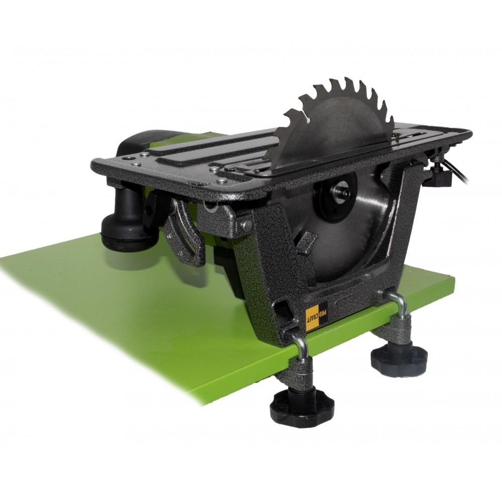 Fierastrau circular PROCRAFT KR2500 (manual+stationar)