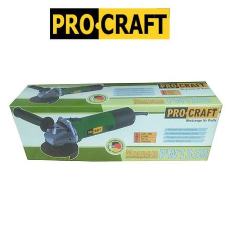 Polizor unghiular Procraft PW1350