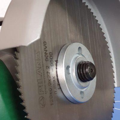 Panze circulare Pilana -AX -22.2mm(polizoare unghiulare)